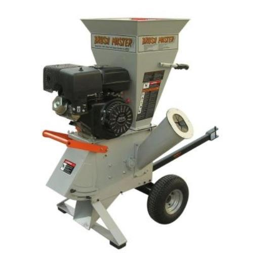 Small Chipper Mulcher