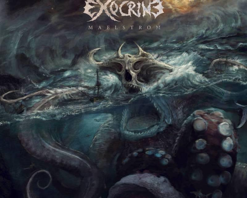 Exocrine, le nouvel album