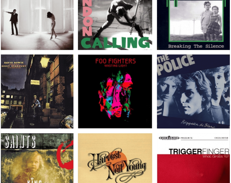 Mes 10 albums : Marie