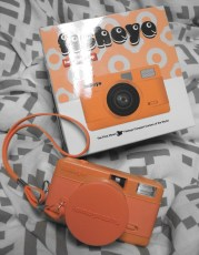 My Fisheye Camera - Peach COLORED!