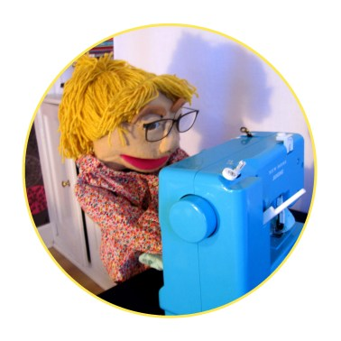 Poppy Puppet - Seamstress