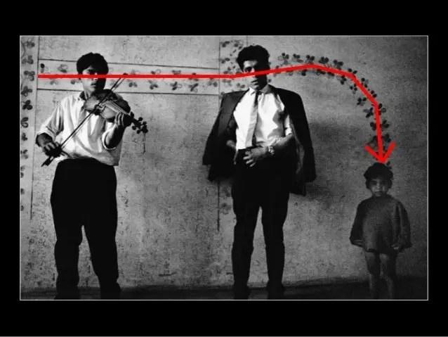 composizione fotografica - linee guida koudelka