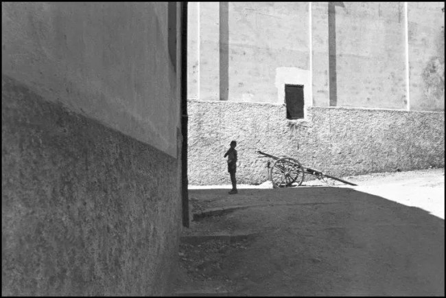 Henri Cartier-Bresson, Salerno 1933