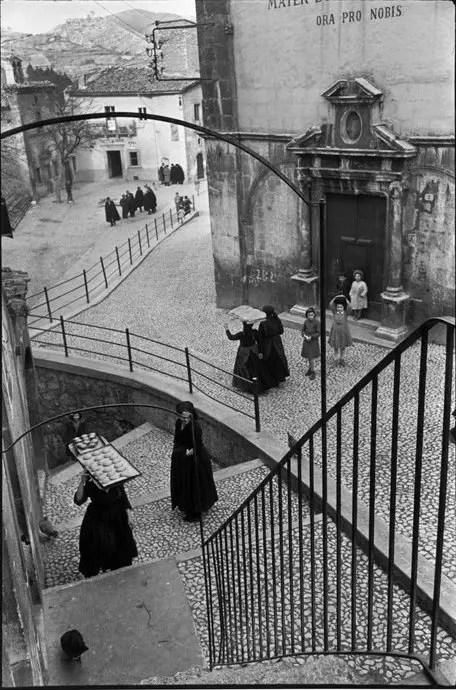 Henri Cartier-Bresson - fotografi famosi