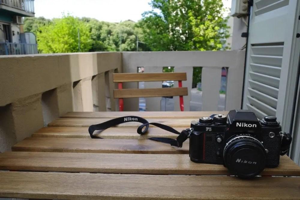 Esercizi profondità di campo - foto in automatico