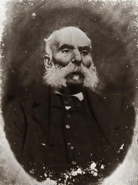 Giacinto Scianna - bisnonno di Ferdinando Scianna