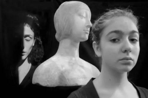 Letizia Battaglia - Rielaborazione Rosaria Schifani
