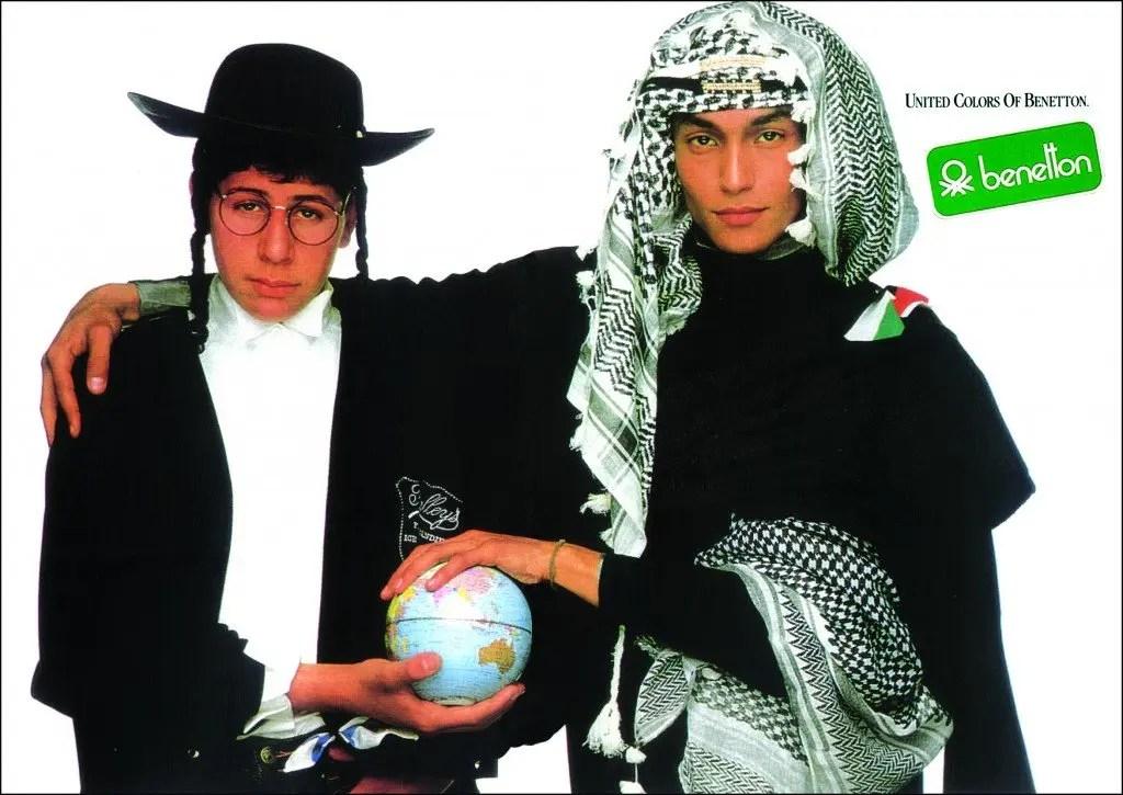 Oliero Toscani per Benetton