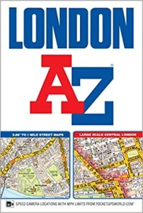Idee per fotografie - AZ London Atlas