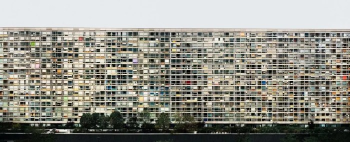 Andreas Gursky-Montparnasse 1993