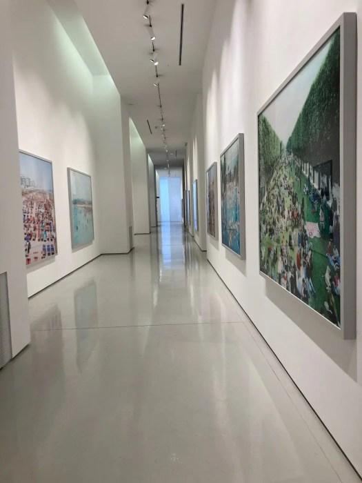 Massimo Vitali : Costellazioni umane, Museo Ettore Fico Torino
