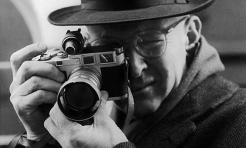 Fotografi famosi - Henri Cartier Bresson