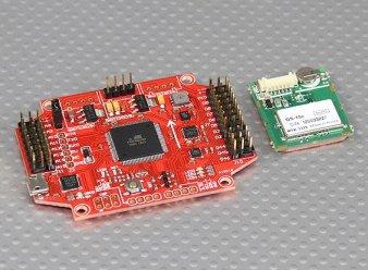 MultiWii Pro + GPS Module