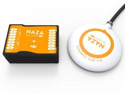 NAZA V2 + GPS