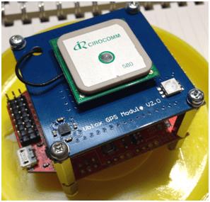 MultiWii Pro + NEO-6M GPS