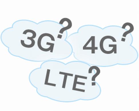 3G / 4G / LTE