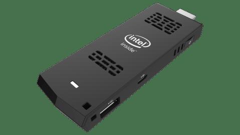 Intel のスティック型コンピュータ