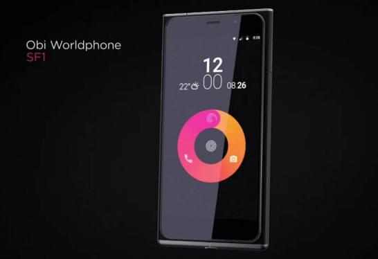 Obi Worldphone - SF1