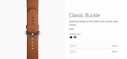 Apple Watch Classic Backle - Apple