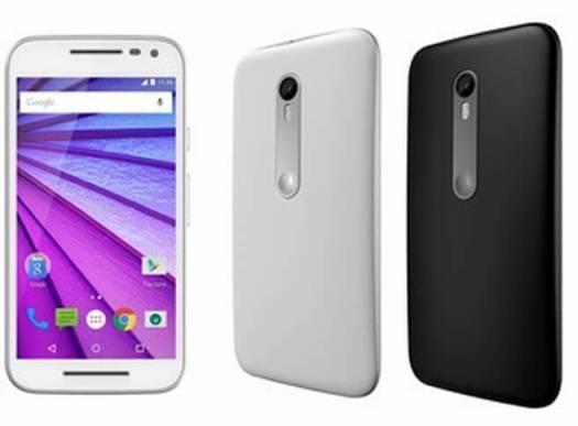 Motorola 「Moto G (第3世代)」