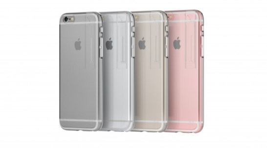 LINKASE CLEAR(with WIFI) for iPhone6/6s・6+/6s+