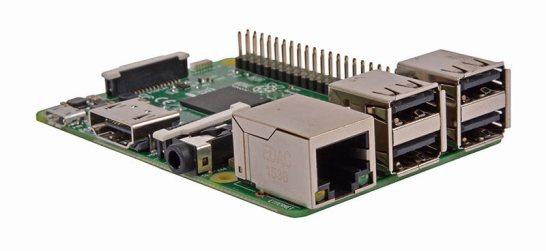 Raspberry Pi 3 モデルB