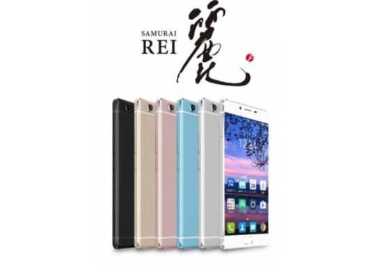新スマートフォン「REI」 - FREETEL