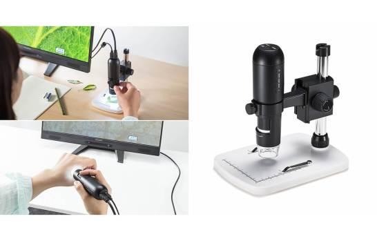 デジタル顕微鏡 400-CAM057 - サンワダイレクト