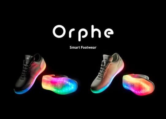スマートフットウェア「Orphe(オルフェ)」