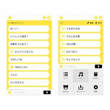 ボタン型デバイス「Pechat」