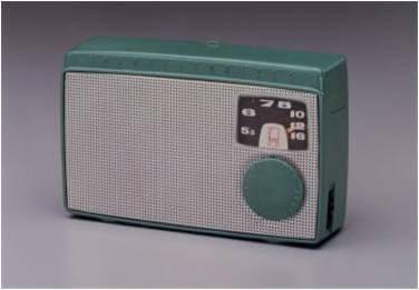 トランジスタラジオ『TR-55』