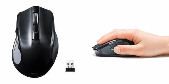 ワイヤレススマートマウス(400-MA087) - サンワサプライ
