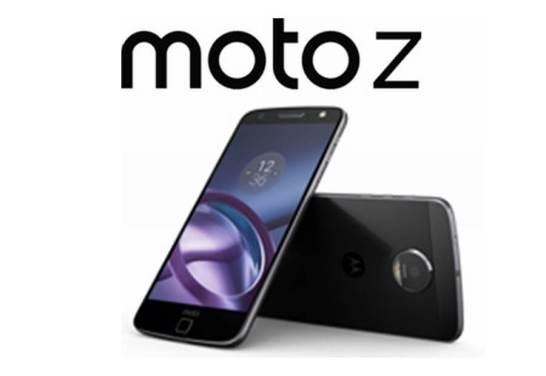 Moto Z - モトローラ