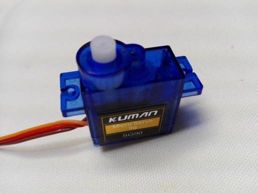 Kuman SG90 - 9g サーボモーター