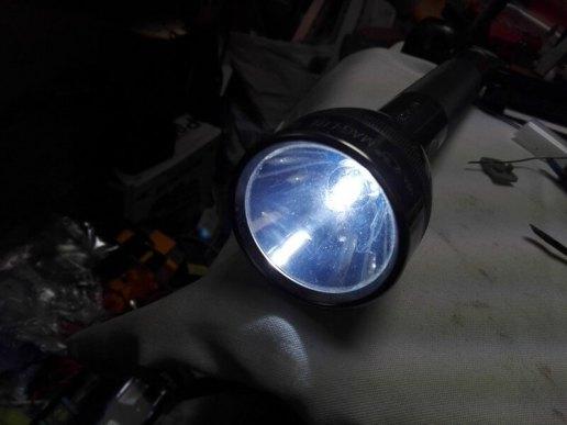 MAG-LIGHT の LED 化