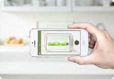 foop専用カメラフレームアプリ