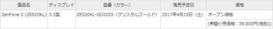 ZenFone™ 3 Max(ZC553KL)