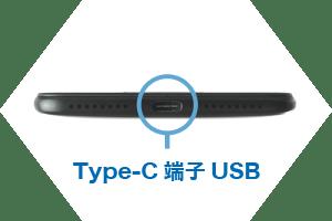 FR7101AK ‐ USB Type-C