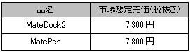 HUAWEI MateBook E - アクセサリー(価格)