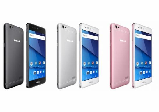 エキサイトモバイルが 2015 年全米シェアNo.1(※1)獲得の携帯端末メーカー「BLU」のスマホ販売開始