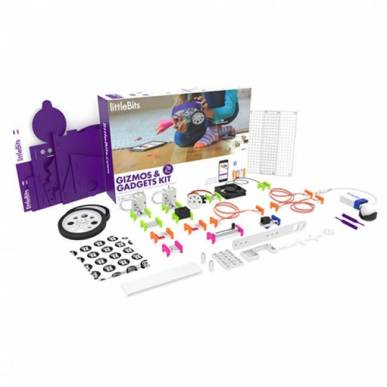 littleBits GIZMOS & GADGET Kit (リトルビッツ 発明家キット)
