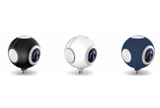 720度対応パノラマビデオカメラ【720C100】 - フロンティア