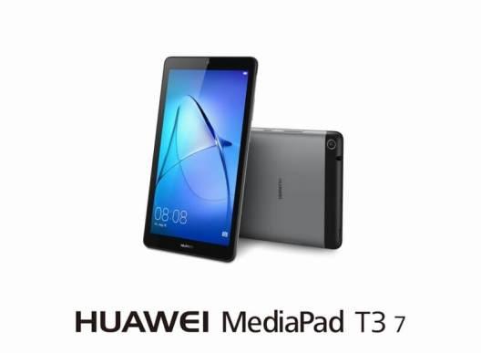 『HUAWEI MediaPad T3 7』 ソフトウェアアップデート開始のお知らせ