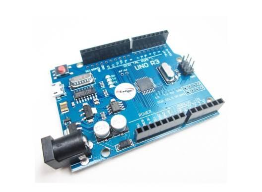 """HiLetgo UNO R3 ATMEGA328P-16AU CH340G マイクロUSB Arduinoと互換 ( 2個セット) 並行輸入品"""""""