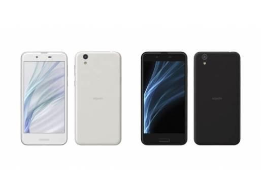 スマートフォン2017年冬モデル「AQUOS sense」