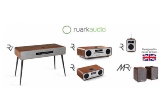 英国発、ライフスタイルオーディオのトップブランド ruarkaudioが日本初上陸!
