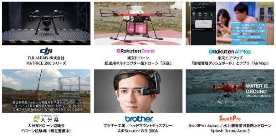 ジャパン・ドローン2018