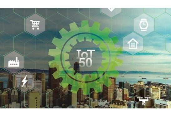 シリコンバレーの注目IoTスタートアップを特集した「IoT 50」発刊