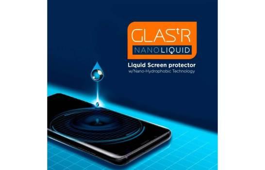 Spigen、塗るだけでスマホの画面を保護できる液晶コーティング剤「GLAS.tR Nano Liquid」を発売