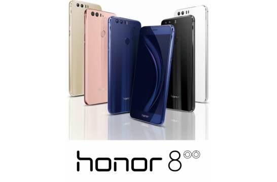HUAWEI SIMロックフリースマートフォン『honor 8』ソフトウェアアップデート開始のお知らせ
